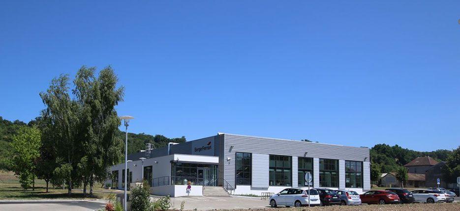 Serge FERRARI façade