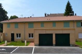 Villas Thoissey Façade