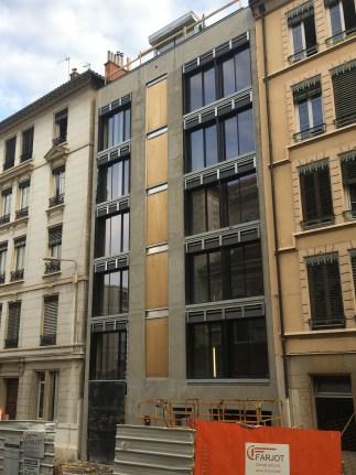 immeuble habitation + bureau 135 rue Sully mai 2017