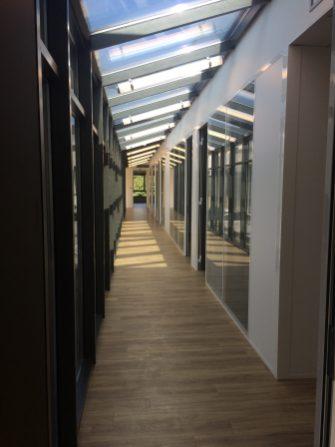 couloir bureaux