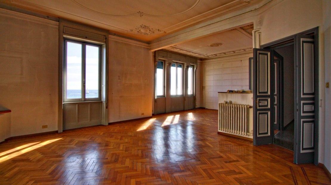 Case in Vendita Genova Albaro vista mare