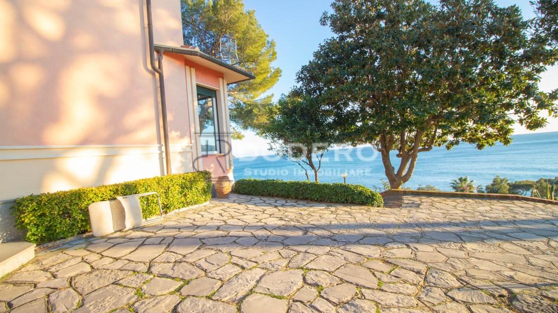 Ville in vendita Pieve Ligure