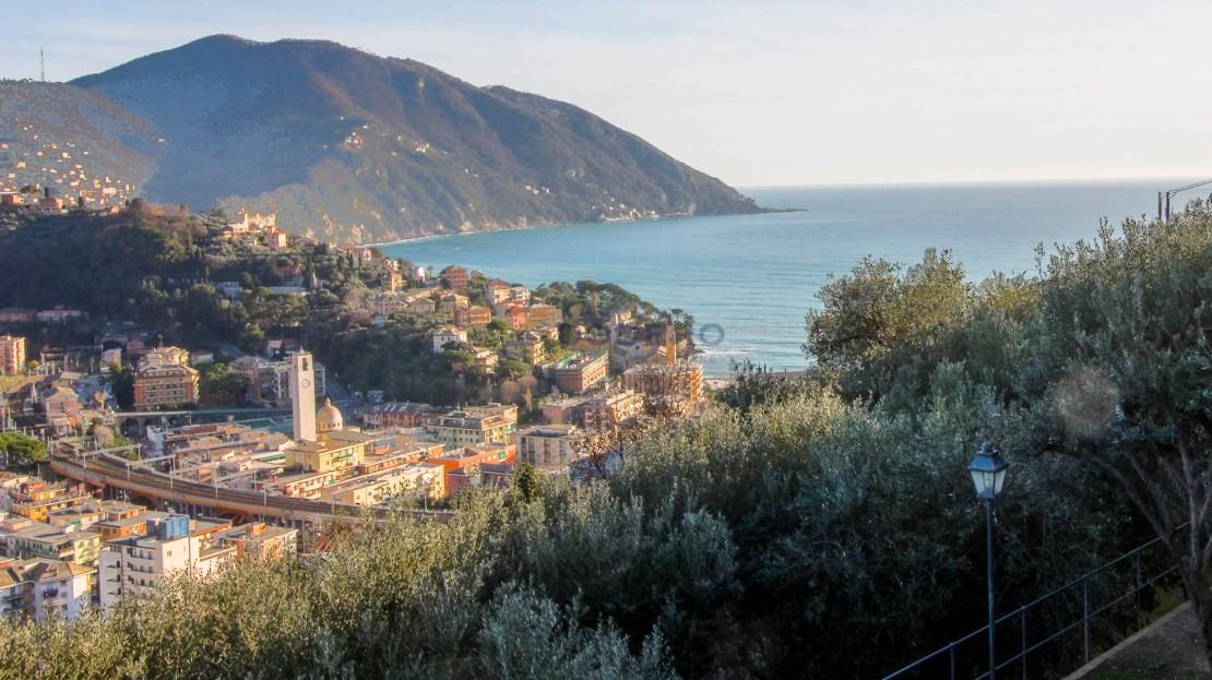 Luxury villa in Genoa