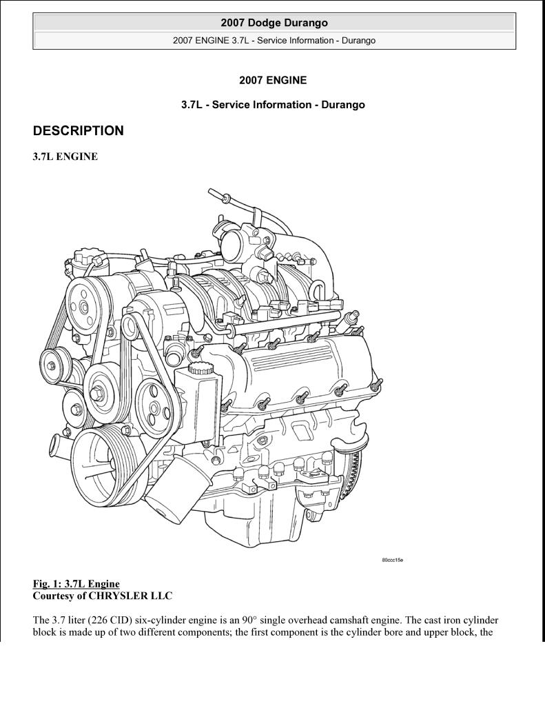 2007 dodge durango 3 7l engine service manual.pdf (6.76 MB)