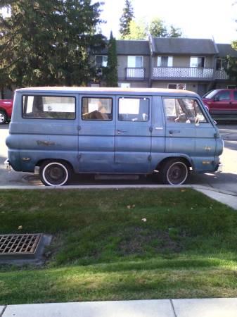 1970 Van For Sale : Dodge, Spokane,, Washington