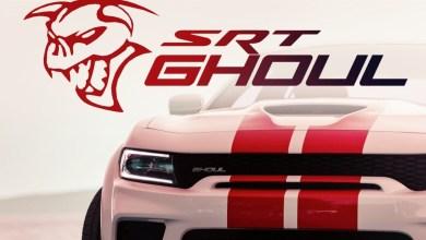 2022 Dodge Charger SRT Ghoul