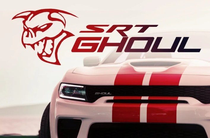 2022 Dodge Charger SRT Ghoul Coming With 1000HP Hellephant V8