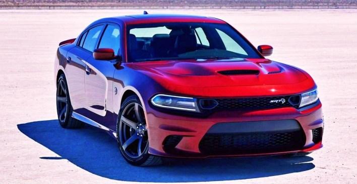 2021 Dodge Avenger Hellcat