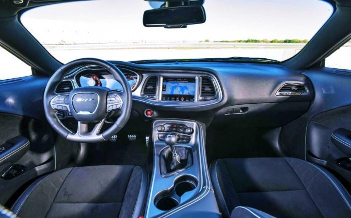2022 Dodge Challenger SRT Hellcat Interior