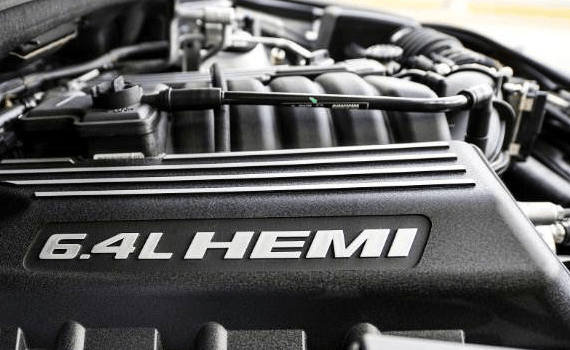 2020 Dodge 426 Hemi Engine