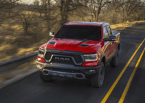 2019 Dodge 1500 Rebel Exterior
