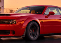 2021 Dodge Challenger Demon Exterior