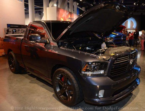 SEMA's Urban Ram is the SRT8 that fast-truck lovers want to badly ...