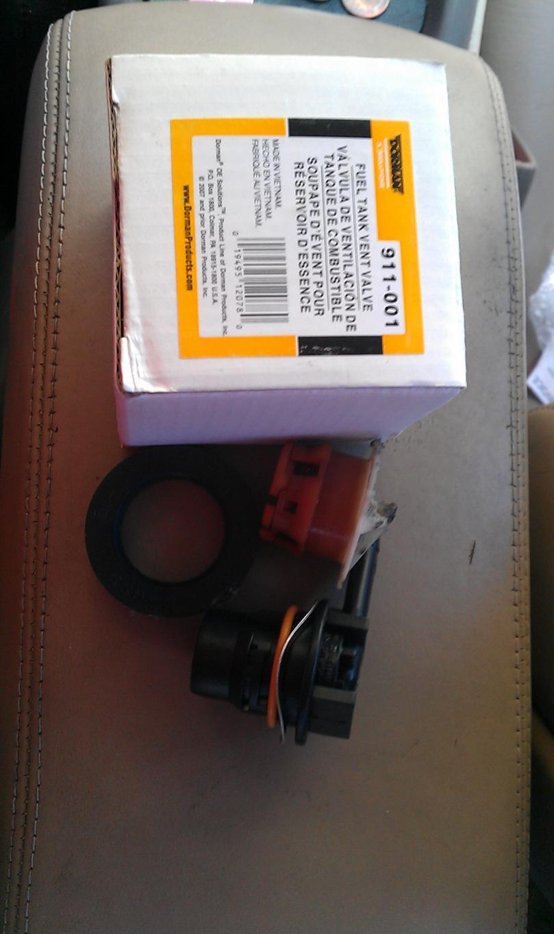 hight resolution of rollover valve fuel vapor valve yes the one you just broke changing your fuel