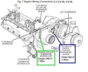 91 Dodge Dakota Ignition Coil Wiring | Better Wiring