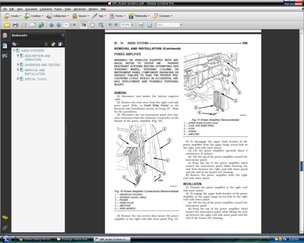 medium resolution of 2000 dodge dakota infinity amp wiring diagram dodge ram infinity amp wiring diagramrh svlc