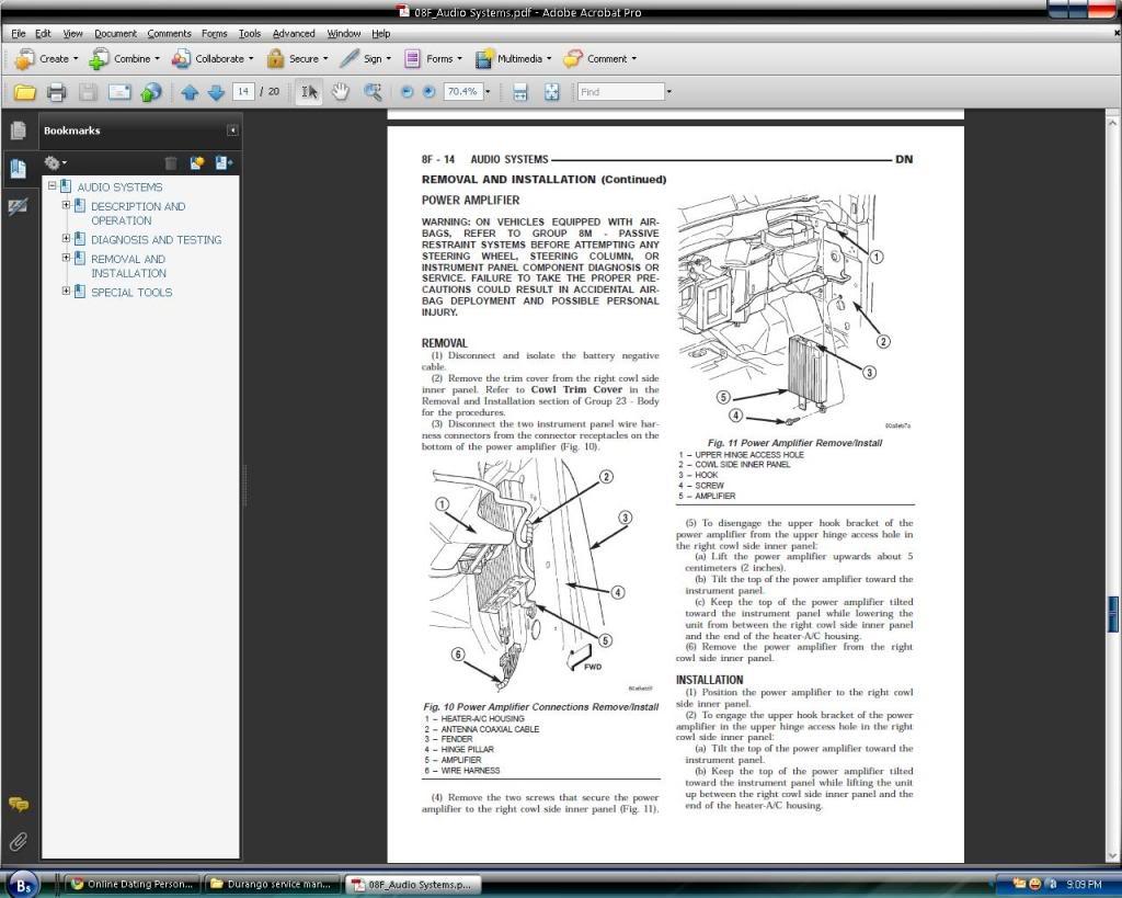 hight resolution of 2000 dodge dakota infinity amp wiring diagram dodge ram infinity amp wiring diagramrh svlc
