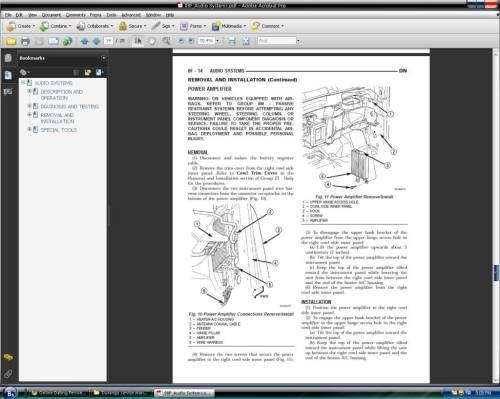 small resolution of 2000 dodge dakota infinity amp wiring diagram dodge ram infinity amp wiring diagramrh svlc