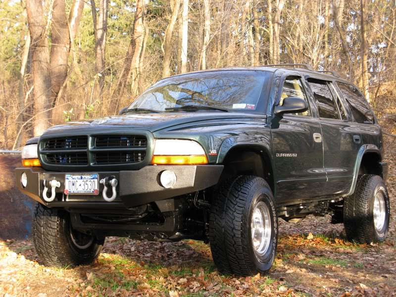 3 Inch Kit Lift Suspension 3 Dodge Body Durango 2002 Inch Lift