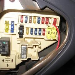 2004 Dodge Neon Radio Wiring Diagram Cat 5 Wall Socket Diy: Adding A Overhead Console W/ Temperature And Compass (durango Edition) - Dodgeforum.com