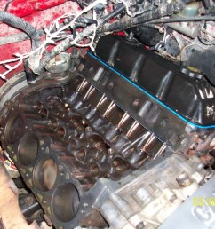 remove and install a water pump dodge charger forums i 4 cylinder turbo diesel engine mazda 626 engine [ 1024 x 768 Pixel ]