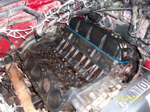 small resolution of remove and install a water pump dodge charger forums i 4 cylinder turbo diesel engine mazda 626 engine