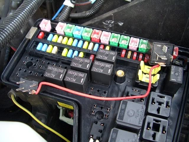2003 Dodge Ram 1500 Fuel Pump Relay Location Wiring Diagram Photos