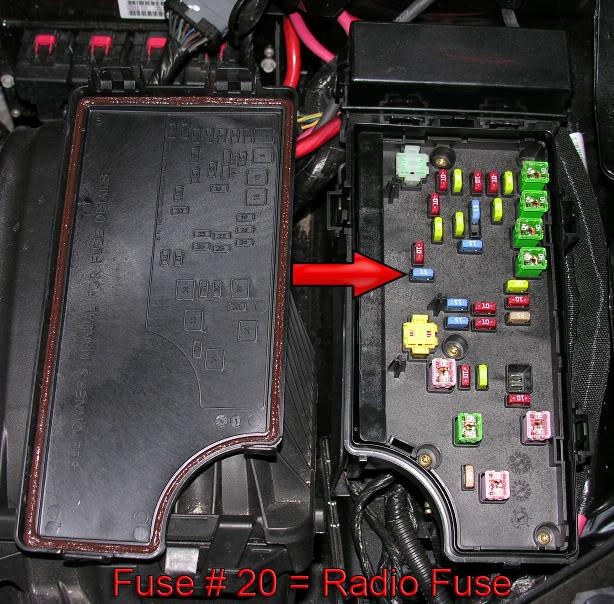 Dodge Caravan Fuse Box Diagram Together With 2008 Dodge Avenger Fuse
