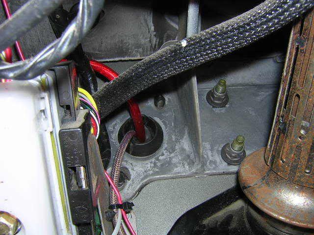 Dodge Ram Speaker Wire Harness Best Place To Run Wires Through The Firewall Page 2
