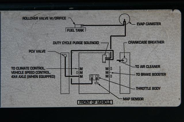 Vacuum Line Diagram Page 2 Dakota Durango Forum