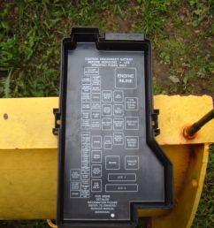 1996 dodge ram 1500 slt fuse box [ 1024 x 768 Pixel ]