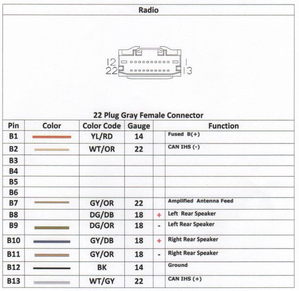 medium resolution of speaker wiring diagram 2012 dodge charger wiring library2013 dodge challenger radio to amp wiring diagram data
