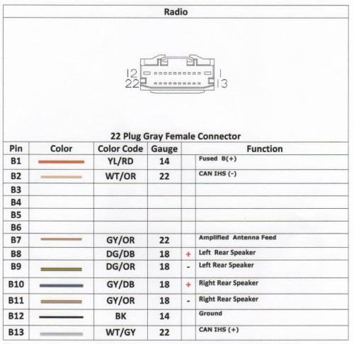 small resolution of speaker wiring diagram 2012 dodge charger wiring library2013 dodge challenger radio to amp wiring diagram data