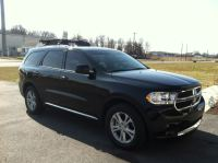 Aftermarket/OEM roof rack (Thule) - DodgeForum.com
