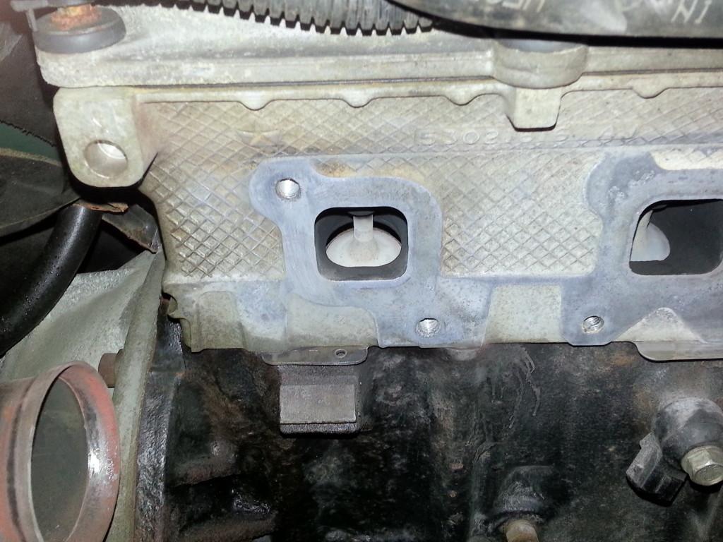 dodge ram exhaust manifold recall