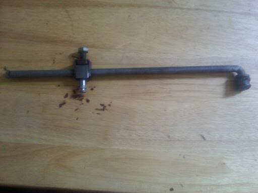 Dodge 2500 Transfer Case Shift Link