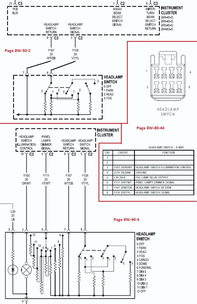 Dodge Ramcharger License Plate Lamp Wiring Diagram : 50