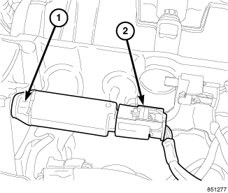 Variable Valve Timing Solenoid Location 2003 Toyota