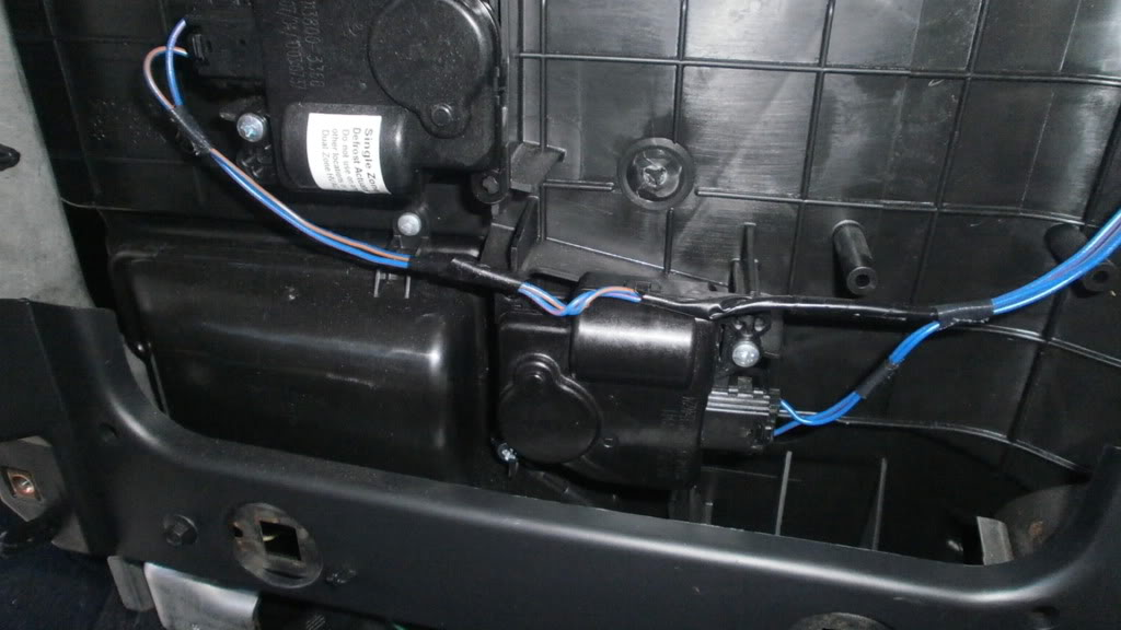 blend door actuator replacement - dodgeforum - 2011 dodge ram 2500 heater  wiring diagram