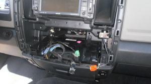 2009 Dodge Ram 1500 Climate Control Stuck on Floor