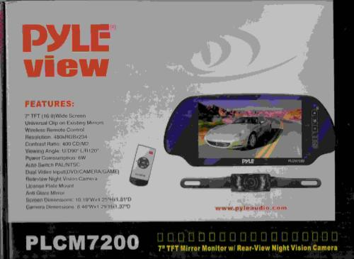 small resolution of pyle plcm7200 wiring diagram wiring libraryneed help on wiring a rearview mirror backup camera plcm