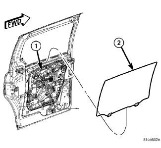 5th Gen 08+ Install Power Window on Sliding Door on '14