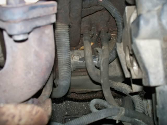 Control Solenoid Location On Dodge Neon Shift Solenoid B Location
