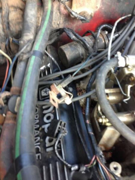 Morris Minor Wiring Diagram 1986 Dodge Ram W150 Ignition Problem Dodgeforum Com