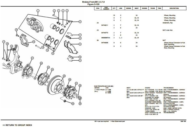 Cool Thread of the Day: 2g Ram Parts Manual Thread