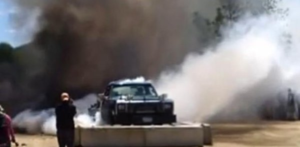 ctd ram blows a tire 600