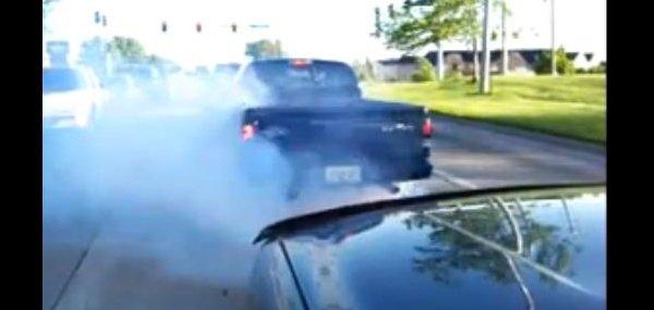 dakota traffic burnout 600