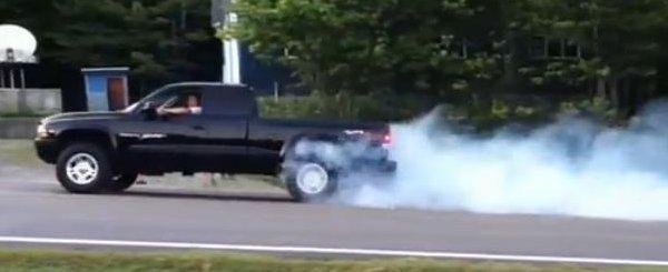 dakota rolling burnout 600