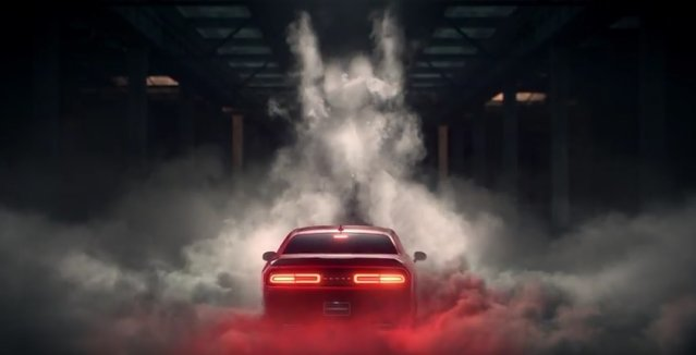 The Dodge Challenger Is Smokin Hot In New Commercial Dodgeforum Com