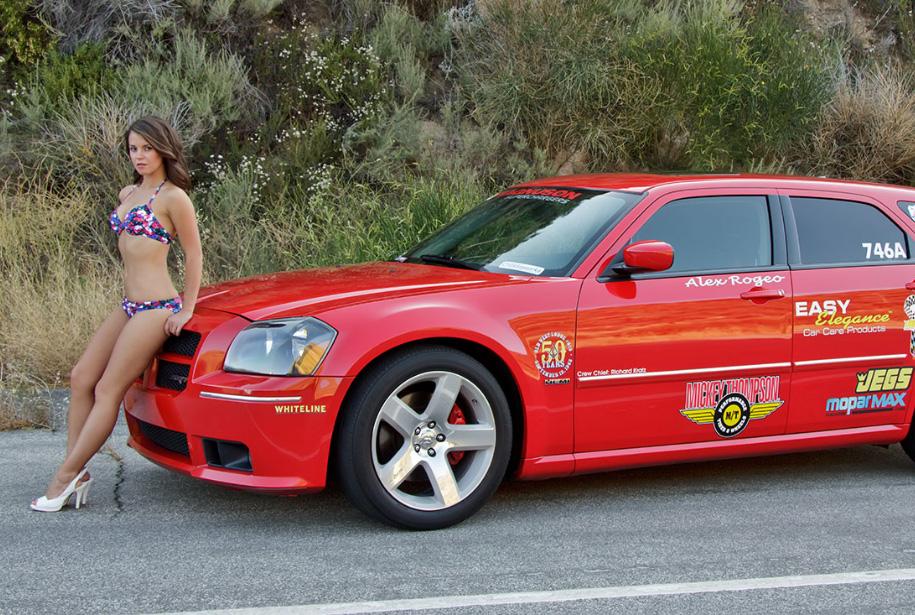 Alex The Car Girl 10